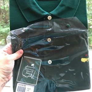 Men's NWT Master's Golf Shirt